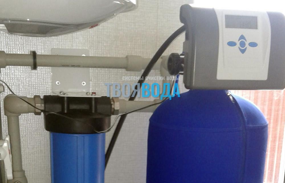 Многофункциональная система очистки воды