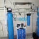 Система для обработки воды из колодца «д. Борихино, Клинский район»