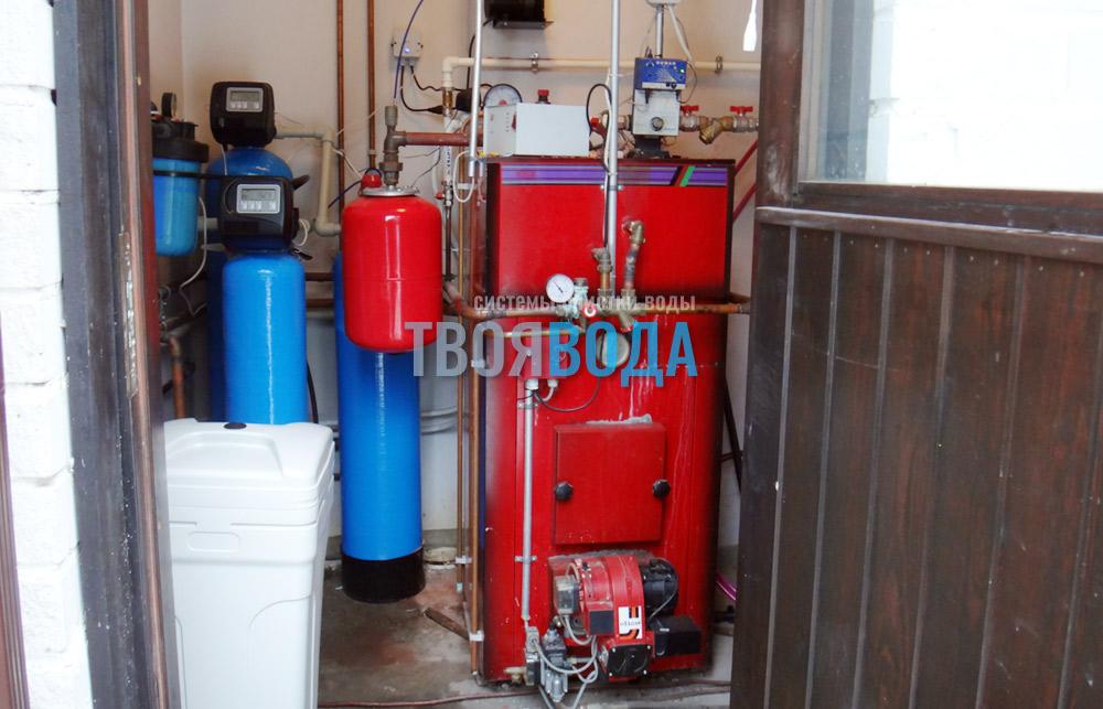 Комплексная система обработки воды